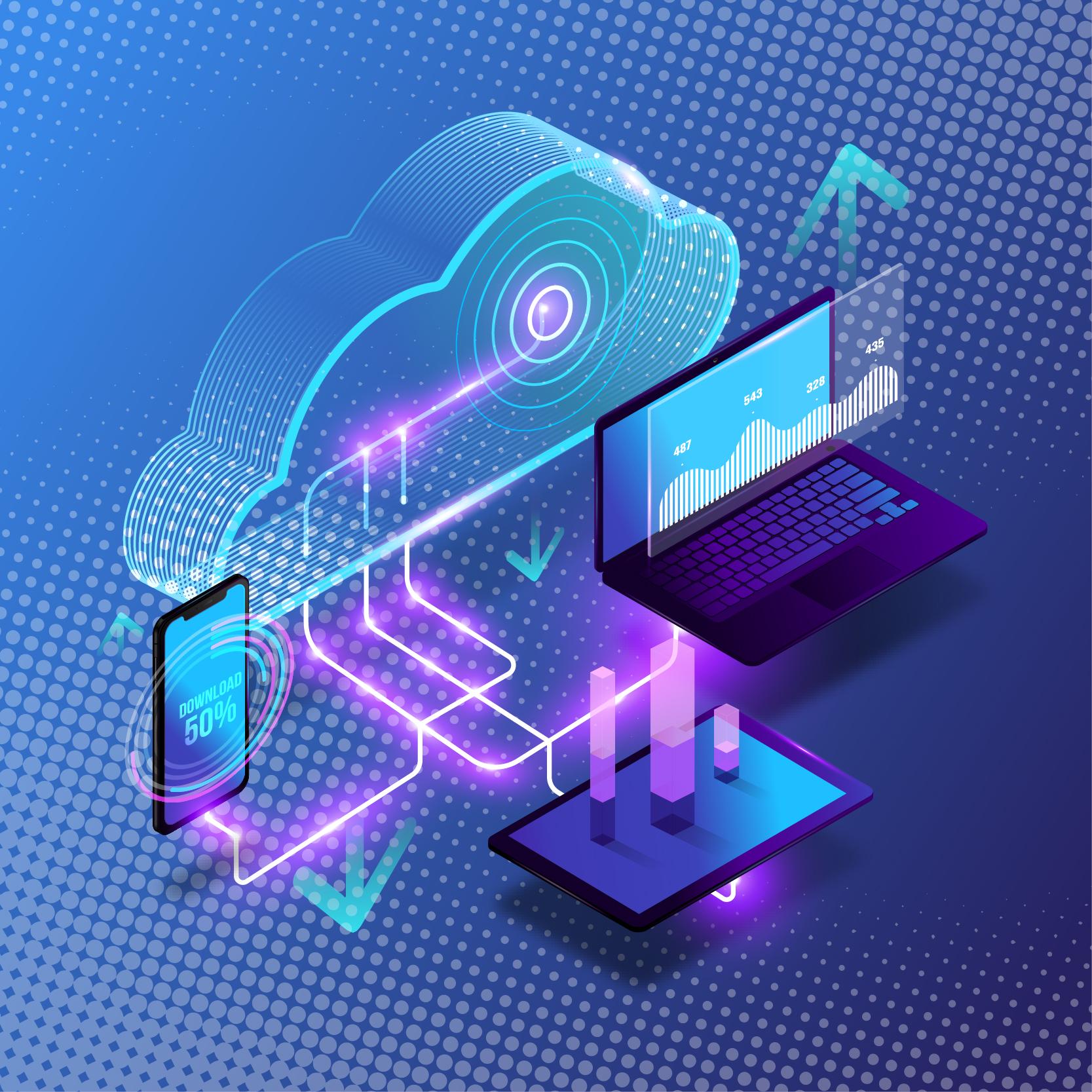 Multiple Device Access ERP software in kolkata